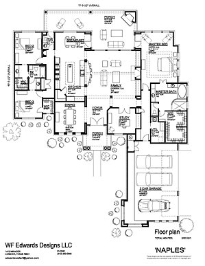 Naples Floor Plan