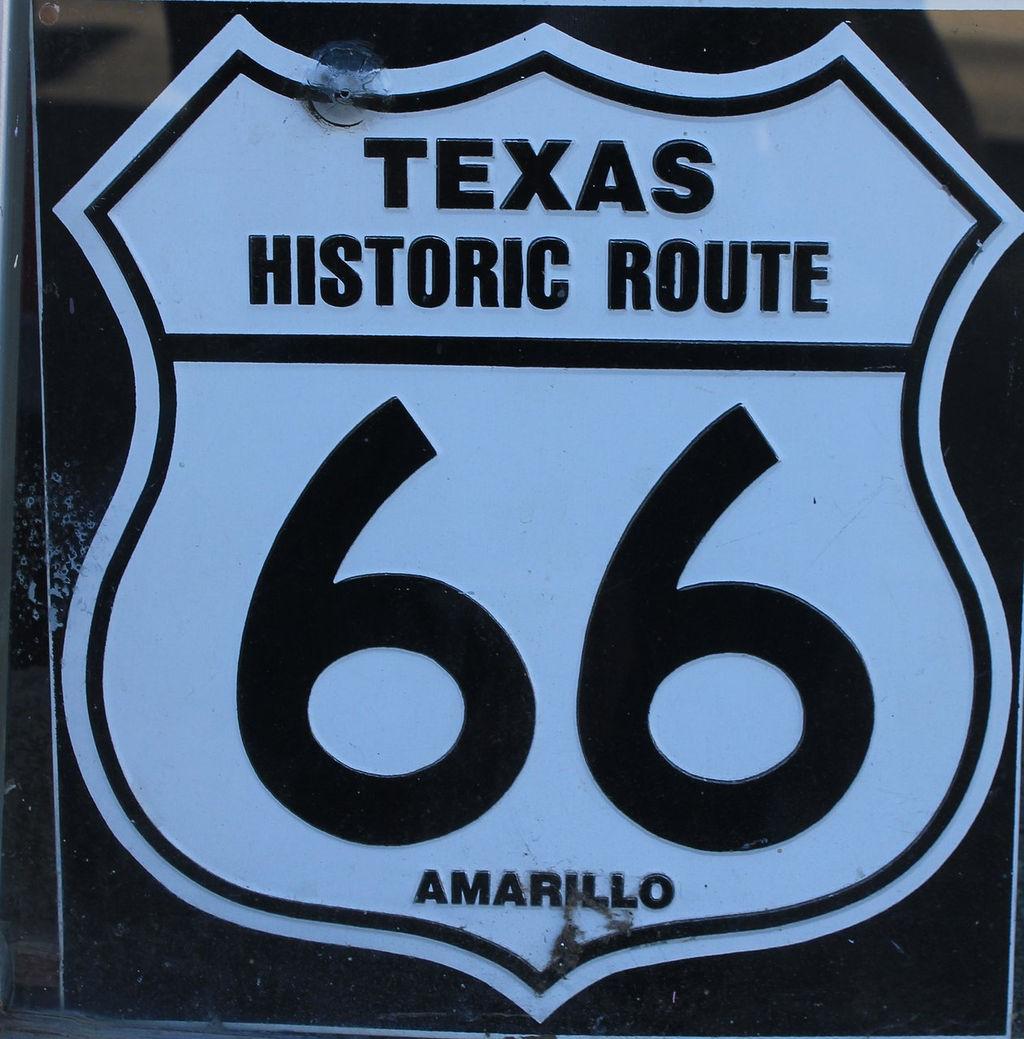 Route 66 amarillo explore historic route 66 for Tattoo shops amarillo tx