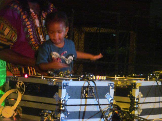 "Saeed ""The Baby DJ"""