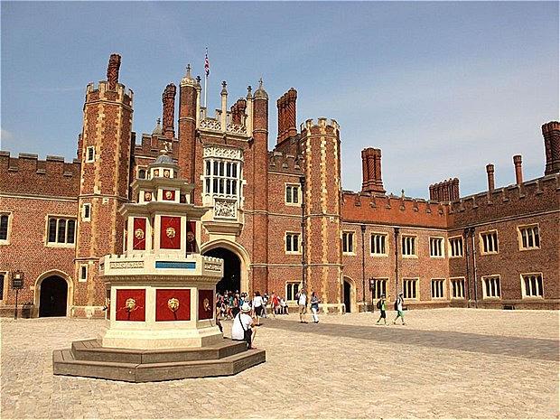 Visita Guidata Londra ad Hampton Court