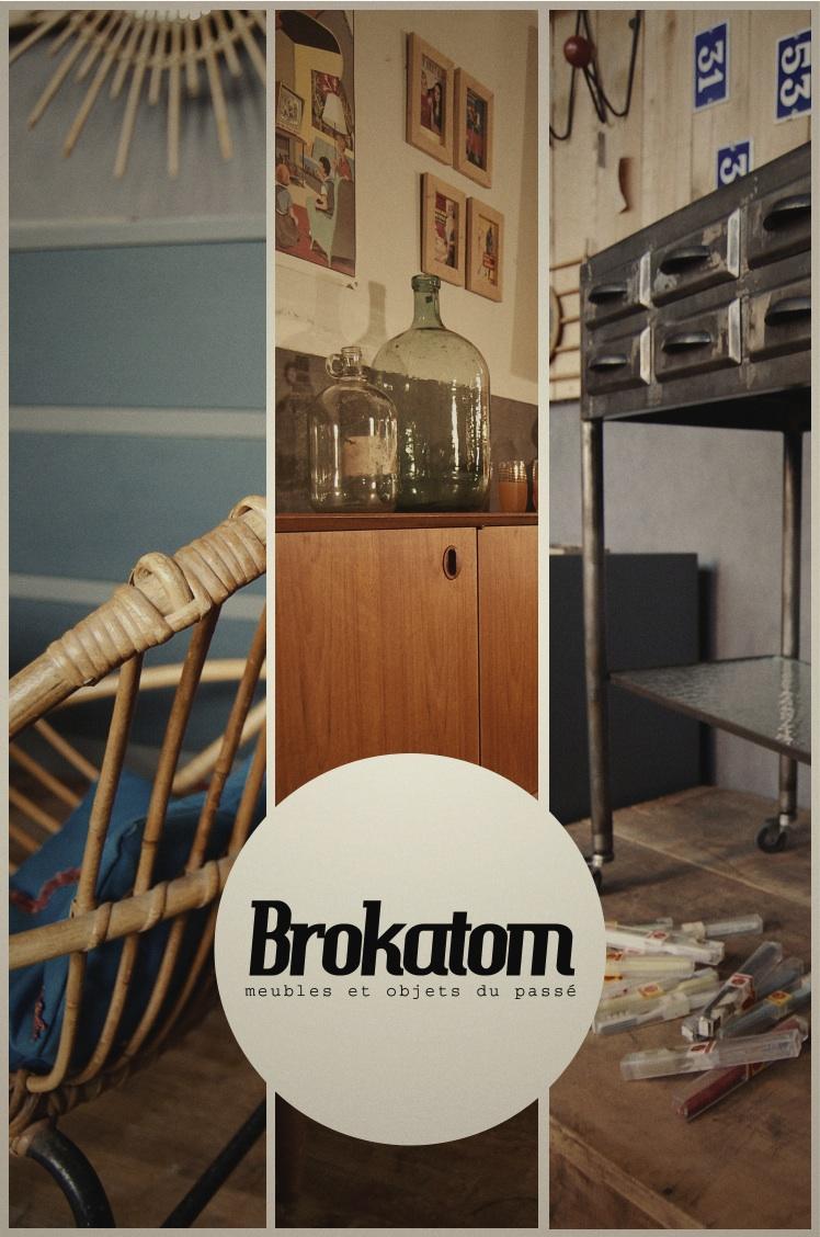 brokatom mobilier industriel vintage loft daoulas brest. Black Bedroom Furniture Sets. Home Design Ideas