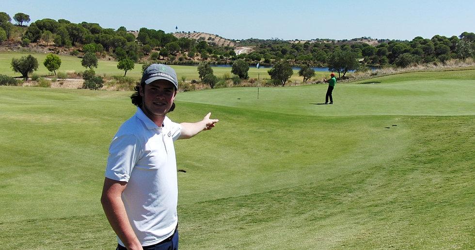 home ricky sanders golf