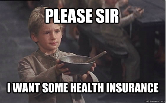 medical insurance meme  | Just had our yearly health insurance meeting at work... - Meme on ...