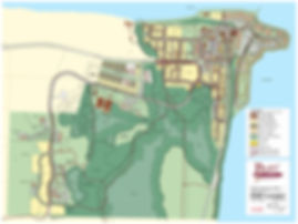 Port Gamble Master Plan Alternative 1