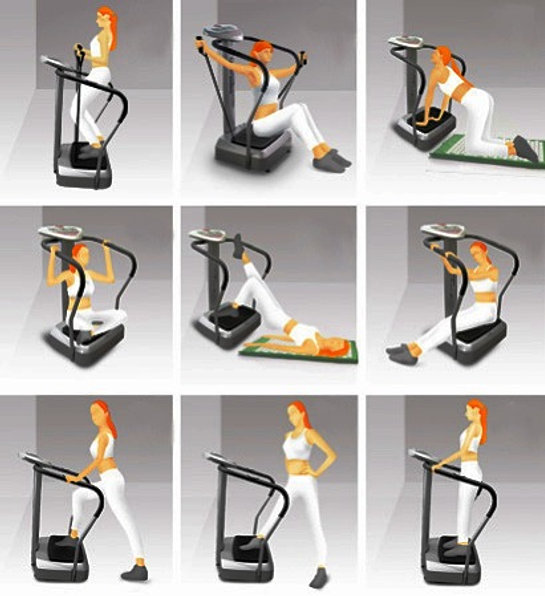 vibration plate exercise programme pdf