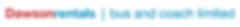 Dawsonrentals Logo