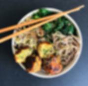 recette boulette végétale tempeh