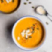 Recette soupe de potiron