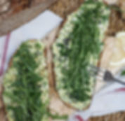 recette avocado toasts au tofu soyeux
