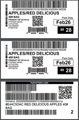 pti demo labels and hybrid pallet  26feb