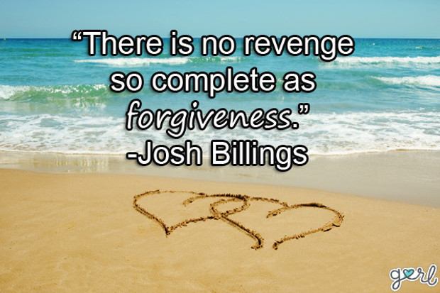 What is exactly is revenge?