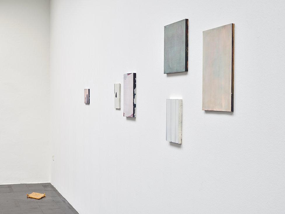 Temporary Gallery, Markus Saile, Ani Schulze
