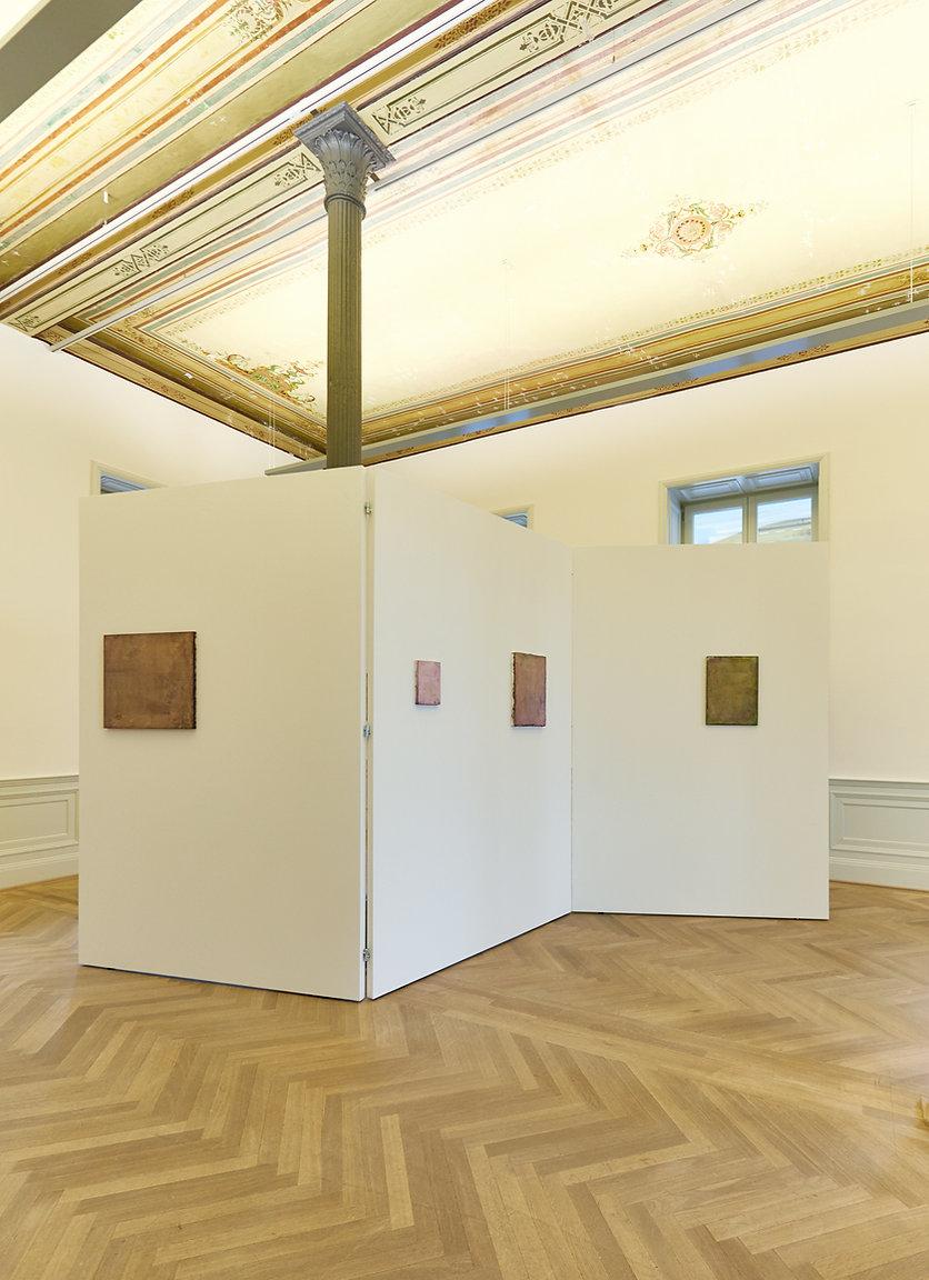 Markus Saile, Arp Museum Rolandseck, Paravent, folding screen
