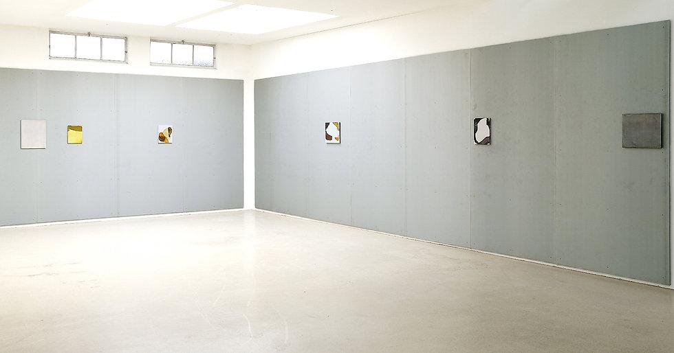 Markus Saile, painting, metal, tableu, display, art basel, david jablonowski, matthias sohr, sta mordovskaya, jan kiefer, julia scher