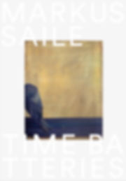 Markus Saile, Time Batteries, Cover.jpg