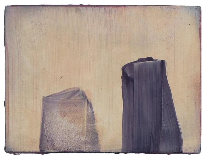 Markus Saile 2019-untitled,oil on wood, 16x23cm