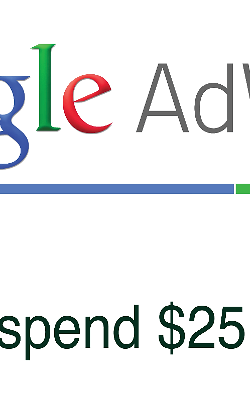 Google AdWords Call 1-800-932-1969