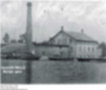 The Historic Alton Millpond Circa 1905