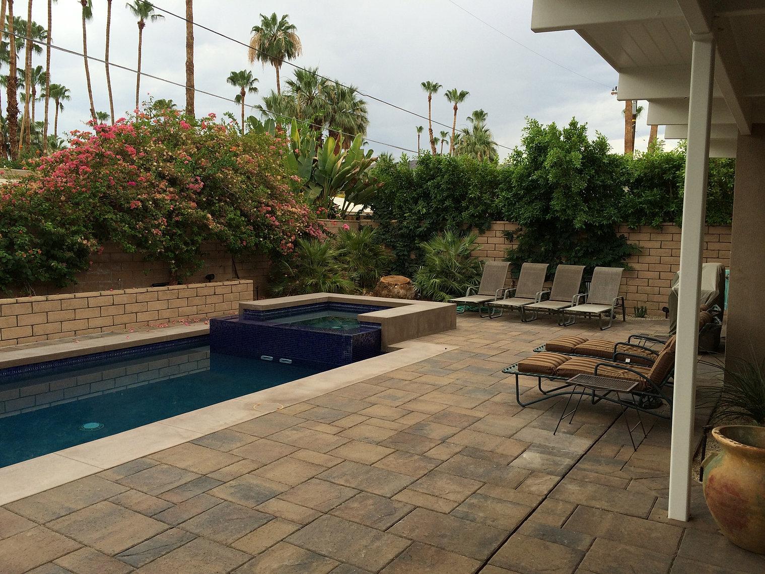 Landscape designer designs by patrice palm desert ca for Palm springs landscape design