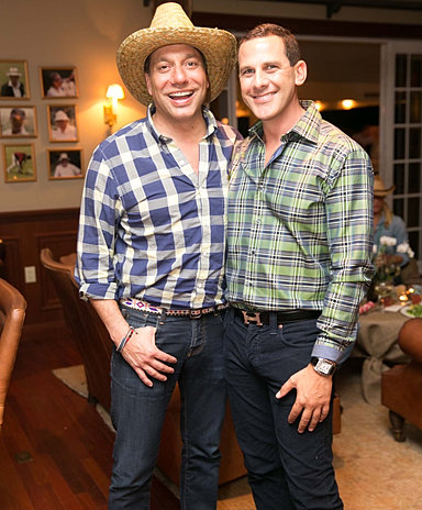 Thom Filicia and Joe Fava