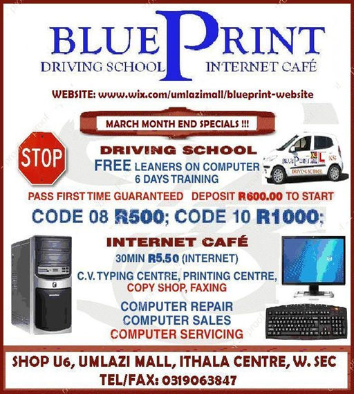 Wix blueprint website created by siphesihle based on moving co ithala shopping center malvernweather Gallery