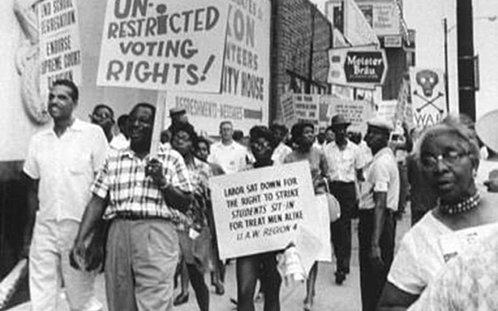 CIVIL RIGHTS ACT OF 1957