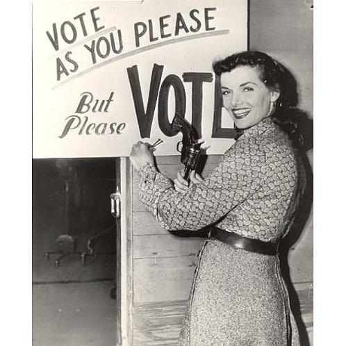 WYOMING ALLOWS WOMEN TO VOTE