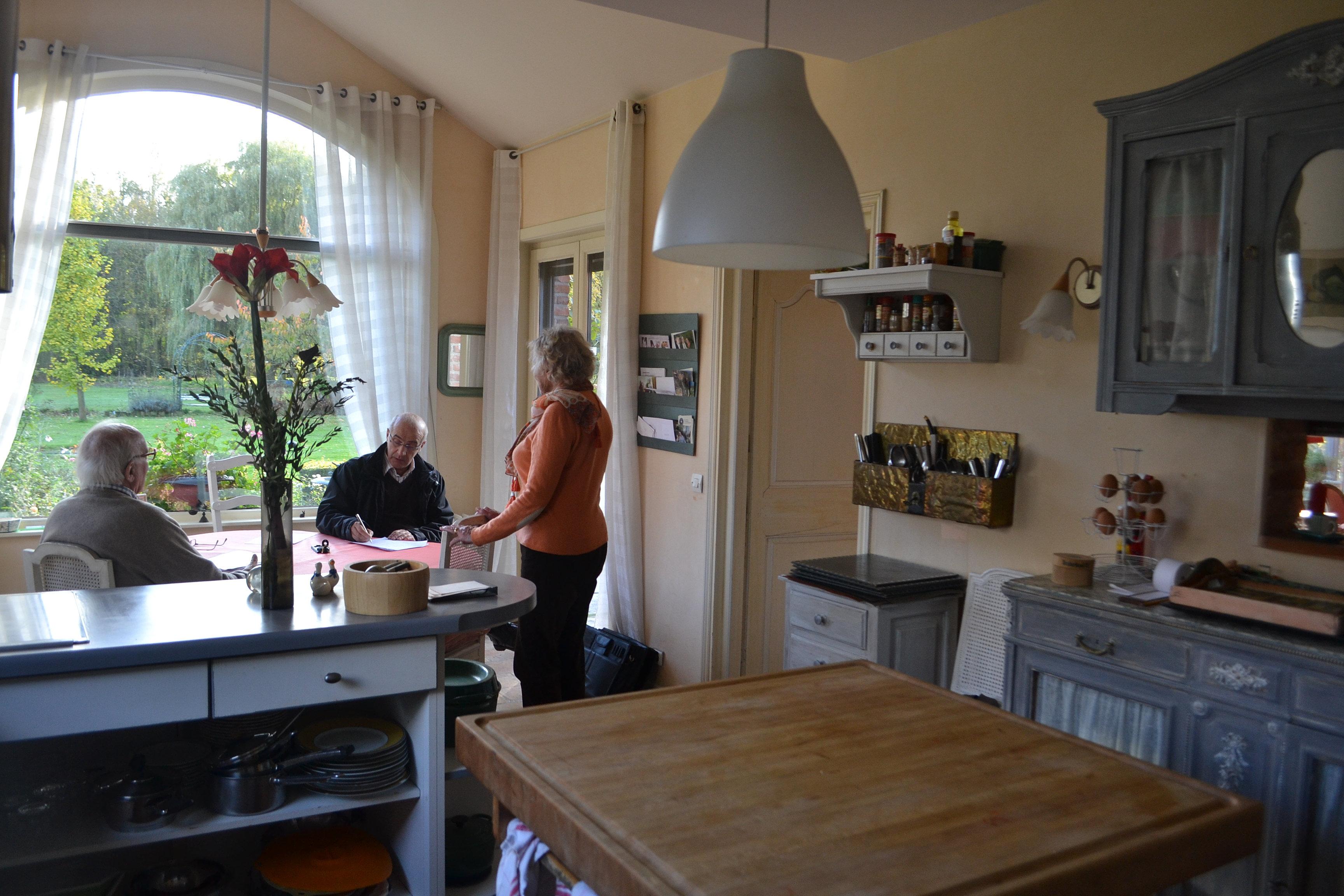 Immauvert immobilier lille metropole weppes nord pas de calais cuisine ma - Cuisine maison bourgeoise ...