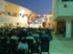 New school ceremony in Yokneam Sep-2016