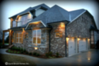Colonial Style Custom Home new construction
