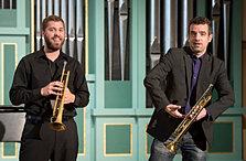 Burgstaller and Zack Hatcher