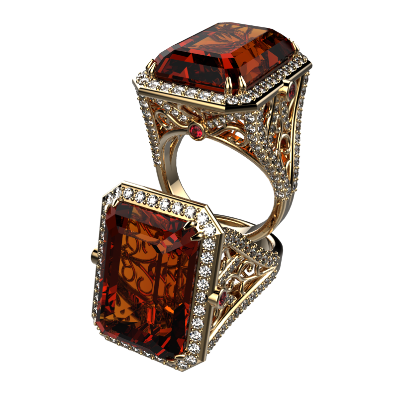 3D Space Pro Custom Jewelry Designs