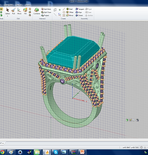 3D Space Pro Custom Jewelry Designs Design Studio