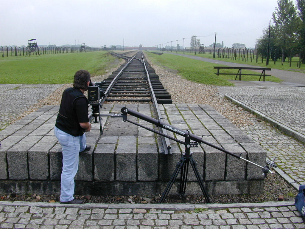 Shooting at Auschwitz