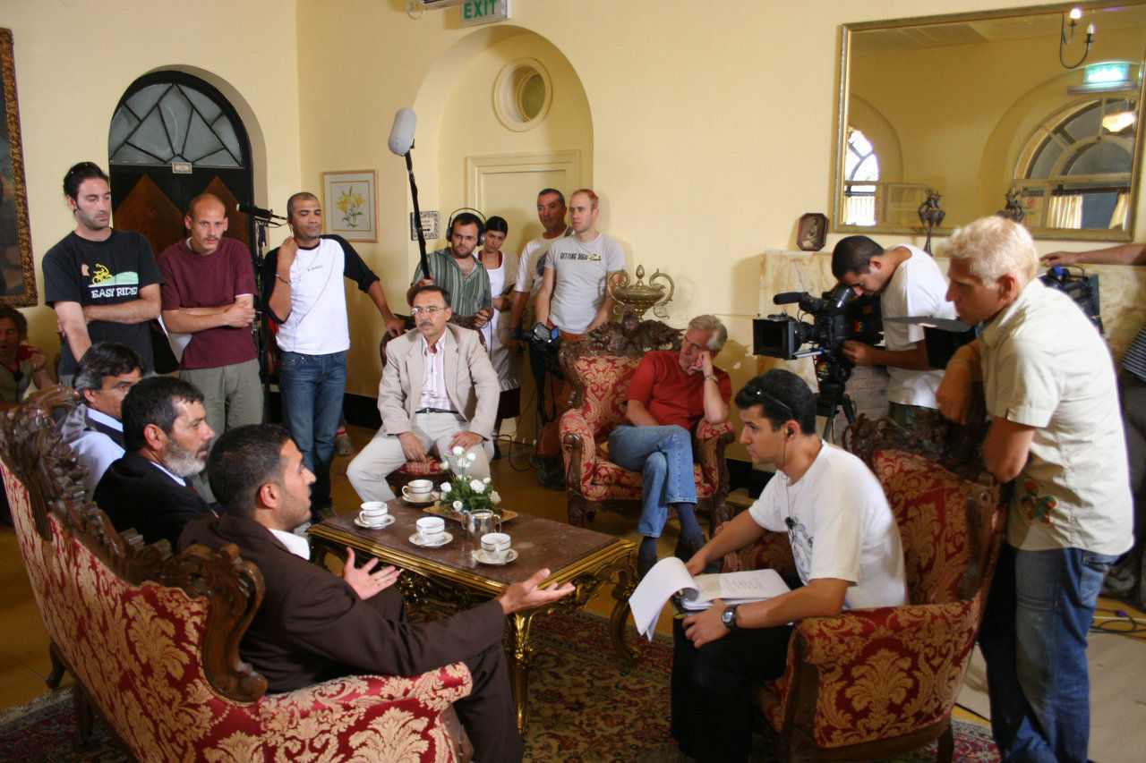 Directing in Arabic