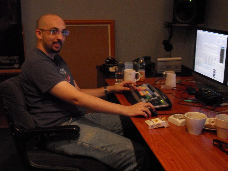 Editor Ittai Finkelstein