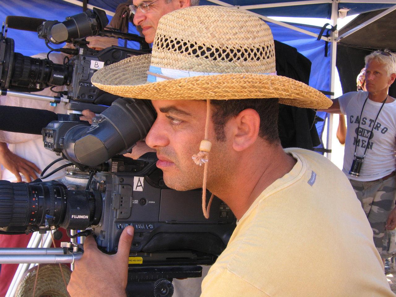 Israeli producer Rami Damri