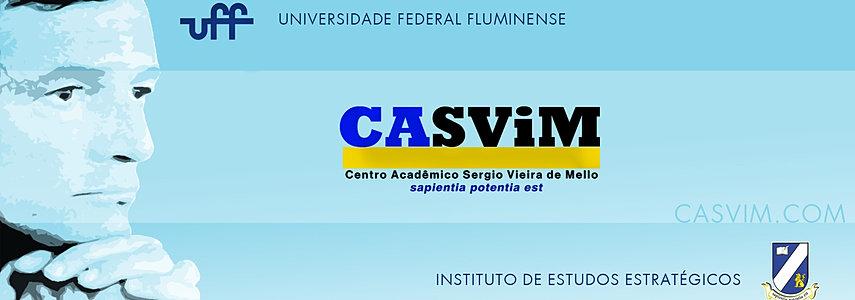 CASViM - Centro Acadêmico Sergio Vieira de Mello