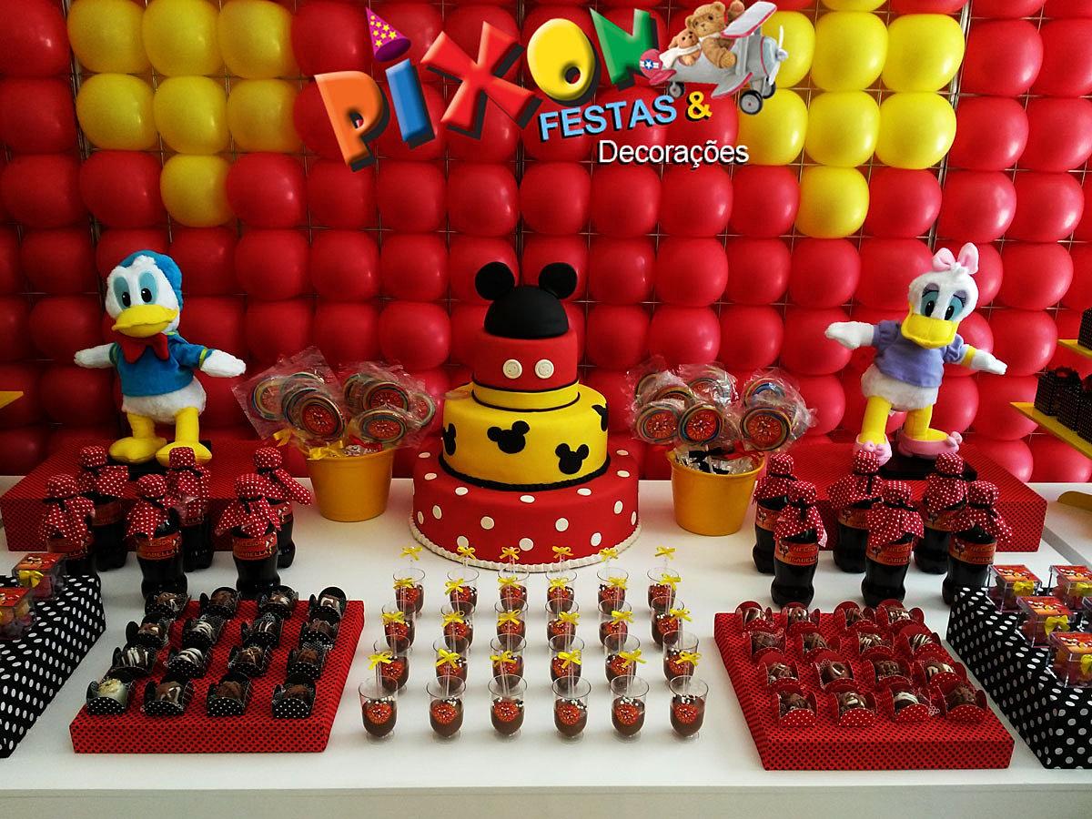 decoracao festa mickey : decoracao festa mickey:Decoracao De Festa Infantil Mickey