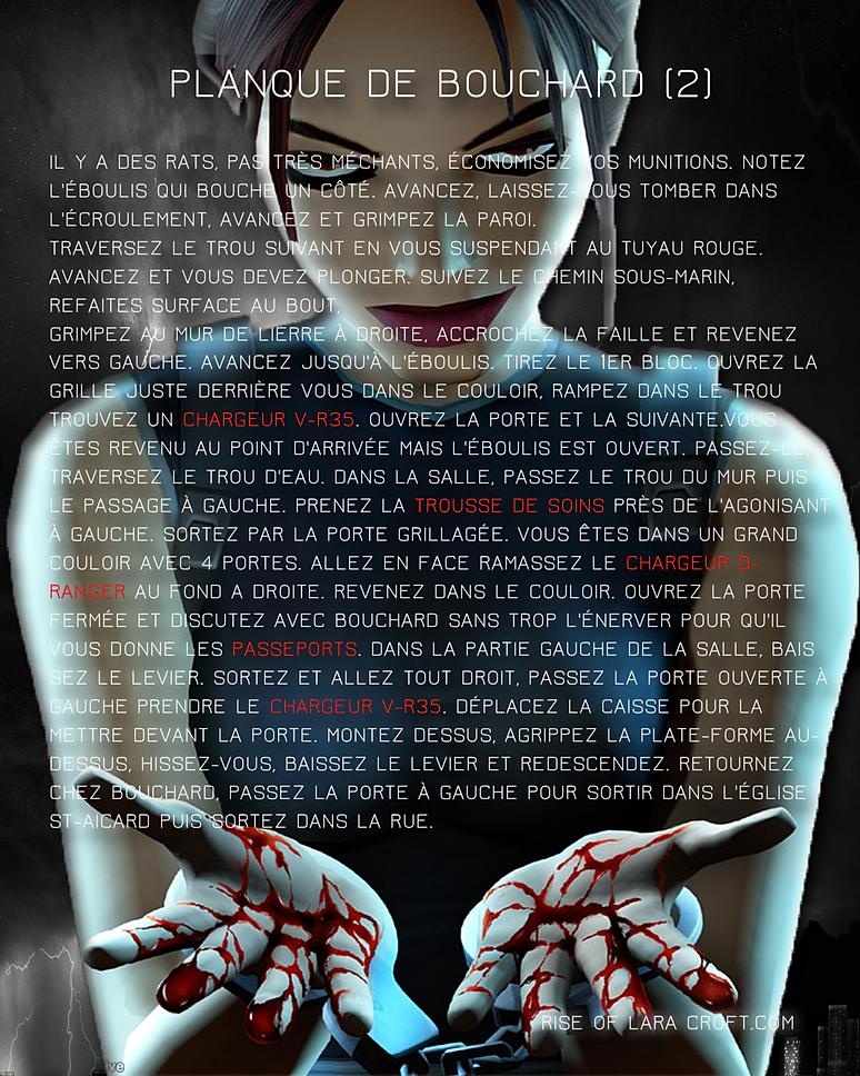 RiseOfLaraCroft] Fansite Tomb Raider - Soluce Tomb Raider 6 Ghetto