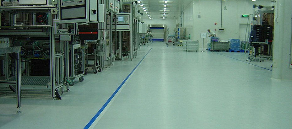 Anti Static Floor Finish : Electrostatic dissipative coatings esd contractors toronto