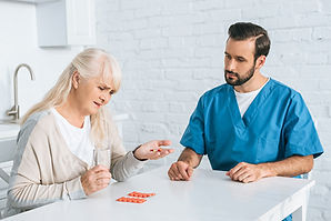 Medication Assistance and Management for Seniors