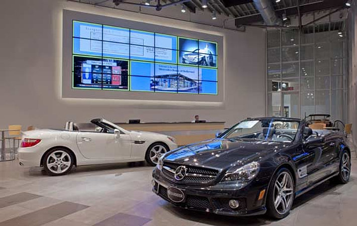 Madrona digital our vision for Barrier mercedes benz