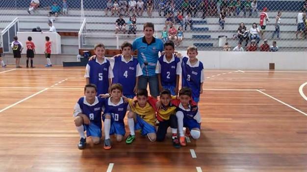 Regional de Futsal  Divisões de base de Água Doce se dão bem contra ... 4e4e4fd724900