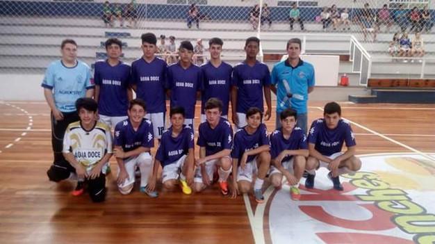 Pela segunda rodada do Campeonato Regional de Futsal das divisões de base e798a4e4837c3