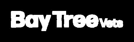 BayTreeVets_Secondary Logo_Reversed_CMYK