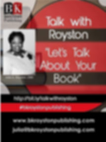 August 2018 Full Page Ad BK Royston Publ