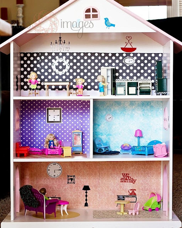 Как сделать кукольный домик своими руками из коробок