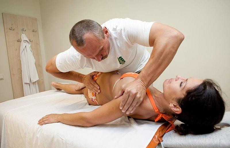 Мануальная терапия киров