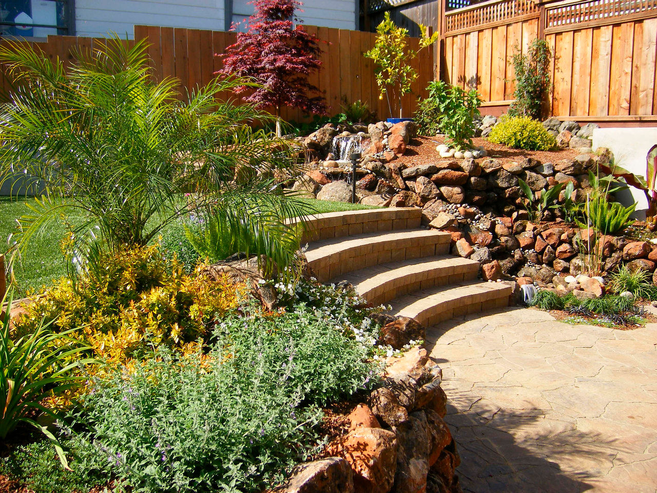 California landscape design and development experts san for Landscape design san jose